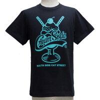 CREAMSODAクリームソーダCSストローTシャツPD20T-06