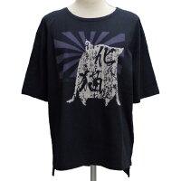 DeorartディオラートルーズTシャツ[ネコモドキ・化猫擬シルエット]DRT2365