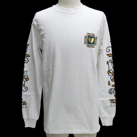 Deviluseデビルユース ロングTシャツ[ MI CORAZON ]-DEVIL-F18003