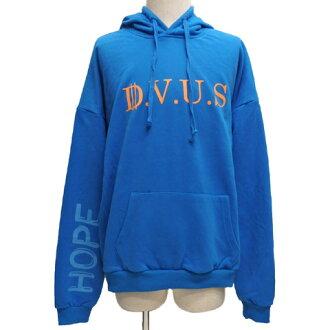 Deviluse devil use dropped shoulder sleeve pull parka [DVUS] -DEVIL-S18104
