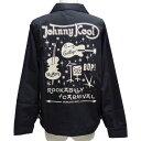 JOHNNY KOOLジョニークール スウィングトップ[ ロカビリー・カーニバル ]JK-8151ST【送料無料】