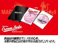 DearestCreamSodawithLoveBLACKCATS&MAGIC/写真集+DVD
