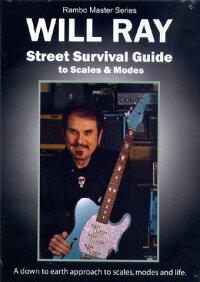 WILLRAY/STREETSURVIVALGUIDEtoScale&Modes(DVD)