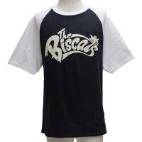 TheBiscats/ラグランTシャツ[ロゴ]