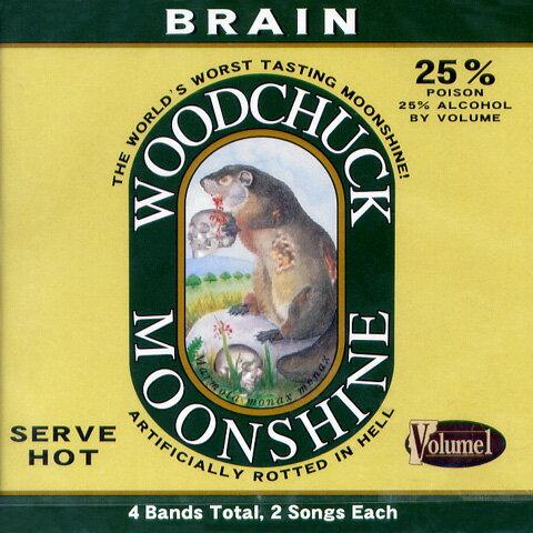 V.A. / WOODCHUCK MOON SHINE