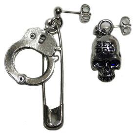 SEXPOTセックスポット 手錠SKULL ピアスSD33071-145