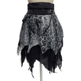 SEXPOTセックスポット BLACK CROW BONDAGE スカートSC01113-109【送料無料】