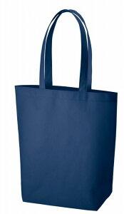 【3万円以上送料無料】名入向け(企業・学校向け)カテゴリの不織布バッグ(M) ディープブルー 安い/見積もり/プリント