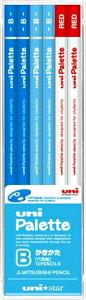 【3万円以上送料無料 粗品 記念品】児童・学生向けカテゴリの三菱鉛筆 ユニスターB + 赤鉛筆 ※1ダース [お名前入れ・団体名入れ可能] まとめ買い/安価/卸売り
