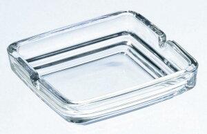 【灰皿(国産) 透明】名入れ/販促品/ノベルティ/粗品 まとめ買い/オリジナル対応 ライター・灰皿
