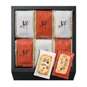 【3万円以上送料無料】菓子カテゴリの丹波黒豆おかき絆 包装/お歳暮/のし