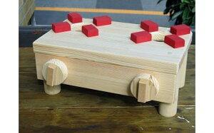 手作り 木製ままごと手作り木製 ままごと用ミニコンロ MK 木製 子供 木のおもちゃ 出産祝い ごっこ遊び クリスマス バースデ- ままごとキッチン 手作り