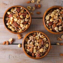 【送料無料】7種類のミックスナッツ300g|アーモンドヘーゼルナッツカシューナッツピーカンナッツマカデミアナッツクルミジャイアントコーン人気のナッツが7種のミックスにおつまみ美容健康に