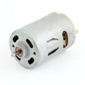 ソウテン マイクロDCモーター 3mm直径シャフト 35x50mmボディ DC 12V 15000RPM