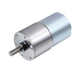 ソウテン ギアボックスモーター 金属 電子部品 電気モーター DC 12V 100RPM