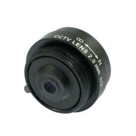 uxcell 固定アイリスレンズ CCTVカメラ CS マウント ウェブカメラ マニュアルフォーカス ブラック