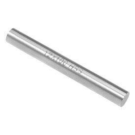 uxcell HSS製旋盤ラウンドロッド グレー ラウンド旋盤ロッドバー 12mm径 100mm長さ