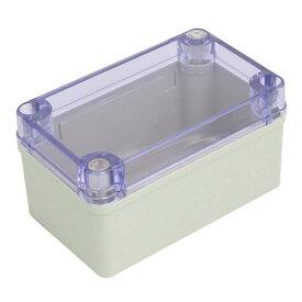 uxcell ジャンクションボックス 130mmx80mmx70mm ABSプラスチック材質 密閉電気ボックス