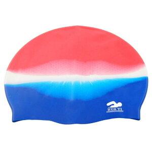 ソウテン スイミングキャップ 水泳帽 水泳キャップ スイムキャップ 帽子 シリコン スポーツ 大人 防水 伸縮性が良い