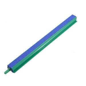 ソウテン アクアリウム気泡ストーン ミネラル製グルーンブルー ポンプエアストーン化学洗浄20.3cm