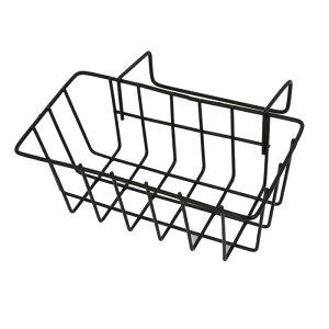 ソウテン シンクキャディー スポンジホルダー 食器洗い棚 ブラック 201 x 103 x 75mm