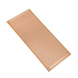 ソウテン 回路基板 DIYはんだ付け用 10x22cm片面ユニバーサルペーパープリント