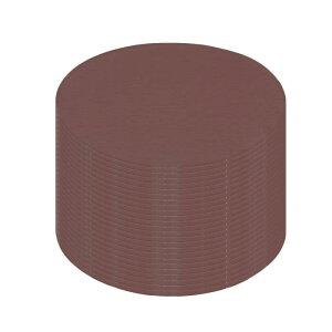 ソウテン サンディングディスク 紙やすり サンドペーパー 外径125mm 1200グリット 20枚入
