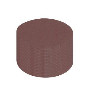 ソウテン サンディングディスク 紙やすり サンドペーパー 外径75mm 1500グリット 20枚入