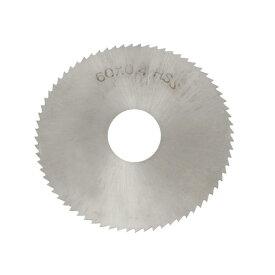 ソウテン uxcell チップソー 60mm x 0.4mm x 16mm HSS 72T カッターツール