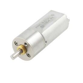 ソウテン DCギヤードモータ シルバートンメタル製オートシャッターコインの払い戻しデバイスDC 6V 16GA 600RPM