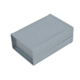 uxcell プロジェクトボックス 100mmx66mmx38mm ABSプラスチック材質 グレー 長方形 防水