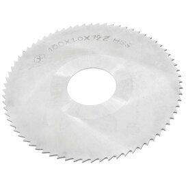 ソウテン uxcell 大工 100mm x 1mm x 27mm 72T HSS 円形スリット鋸ブレードカッター