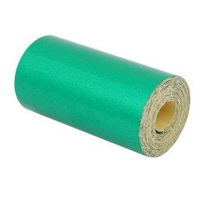 ソウテン 反射警告テープ フィルムストリップ 片面 ガムテープ 粘着テープ 2M長さ 5cm幅 グリーン