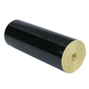 ソウテン 反射テープ 粘着テープ ガムテープ フィルムストリップ 15cm幅 10M長さ ブラック