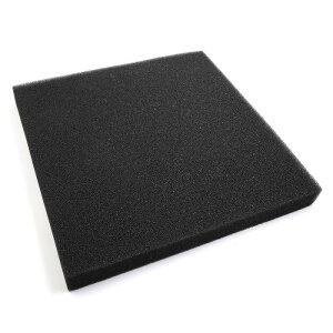ソウテン フィルター用スポンジ 生化学スポンジ 濾過 水槽用 長方形 45 x 45 x 5cm ブラック