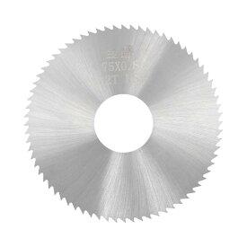 ソウテン uxcell HSSソーブレード カッター チップソー 72歯 75x22x0.8 mm ウッドメタル切断 20日発送予定