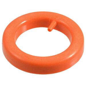 ソウテン アクアリウムエアストーン 水槽エアストーン 気泡ストーン エアストーン ラウンド オレンジレッド