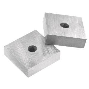 ソウテン ジョーブレード 置換用 鉄筋カッター用 高炭素鋼 49x49x15 mm 1ペア