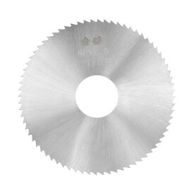 ソウテン uxcell HSSソーブレード ウッドメタル切断カッター チップソー 72歯 80x22x2.5 mm 20日発送予定