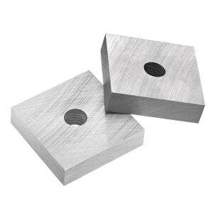 ソウテン ジョーブレード 置換用 鉄筋カッター用 高炭素鋼 40x40x10 mm 1ペア