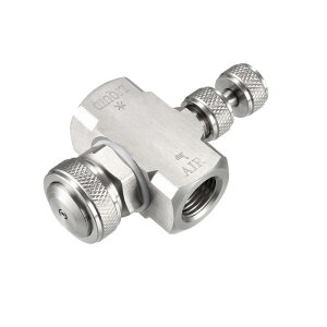 ソウテン エア噴霧ノズル 1 / 4BSPTミスト低圧 サイフォンコーン型スプレーチップ