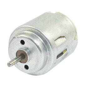 ソウテン 直流電動機 メタル製シルバートーン 円筒形 1.5-6V 6600-24000RPM
