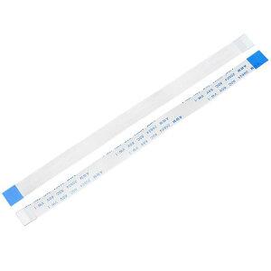 uxcellフレキシブルフラットケーブルFPCFFCリボンケーブル16ピン0.5mmピッチ150mm長さ5個入り(Bタイプ)