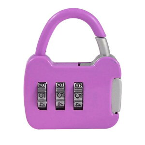 ソウテン コンビネーションパスワードロック 3桁 金属材質 ジュエリーネックレスボックス