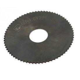 ソウテン uxcell チップソー 6cm x 0.1cm x 1.6cm 72 歯 HSS 切削工具の刃