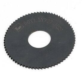 ソウテン uxcell チップソー 切削こぎり 円形 カットカッター 72T HSS材質 50mm x 1.5mm x 16mm