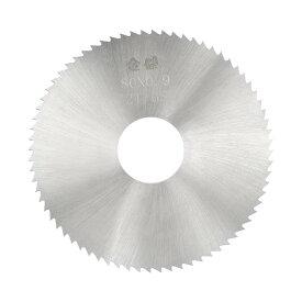 ソウテン uxcell HSSソーブレード ウッドメタル切断カッター チップソー 72歯 80x22x0.9 mm 20日発送予定