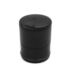 uxcell 車の灰皿 ブラック プラスチック製 携帯式 ケーシング 車用 タバコ シガレット 灰皿 ホルダー