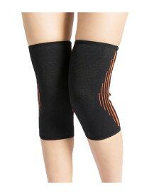 ソウテン 膝サポーター スポーツ 膝スリーブ ストライプ柄 男女兼用 怪我防止 登山 ランニング アウトドア 伸縮性 通気性