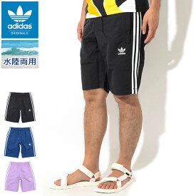 8e89018d8e1 アディダス adidas 水着 メンズ 3 ストライプス スイム ショーツ オリジナルス(adidas 3 Stripes Swim Short  Originals スウィムショーツ ショートパンツ スイムウェア ...